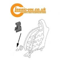 Seat Tilt Handle Retaining Clip 311881247